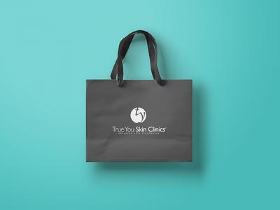 True You Skin Clinics logodesign healthcare branding logo beauty