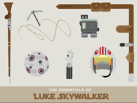 The Essentials of Luke Skywalker