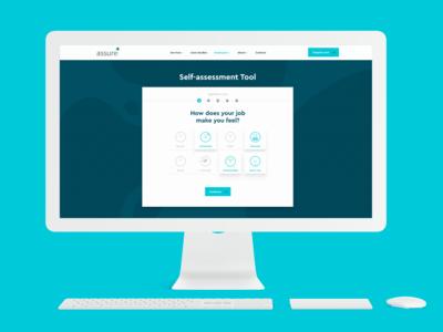 Stress & Wellbeing Self-assessment Quiz