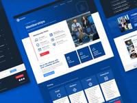 Cyber Security Website Redesign
