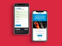 'Refer-a-Friend' Campaign Landing Page