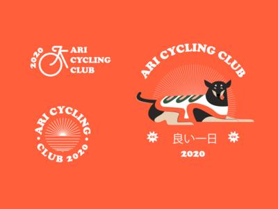 Ari Cycling Club 2020 cycling kit cycling jersey branding design brand