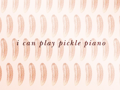 Pickle Wickle