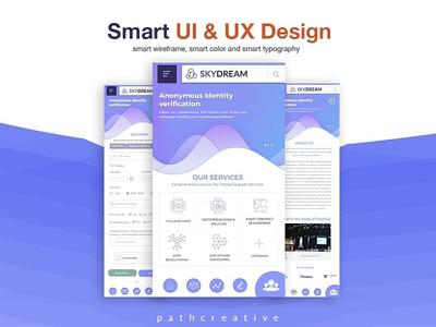 Smart UI & Ux design