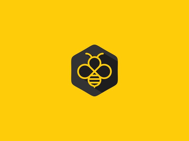 Infinity Bee By Putracetol Studio Dribbble