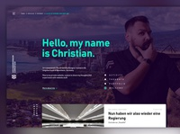 Private Website (wip)