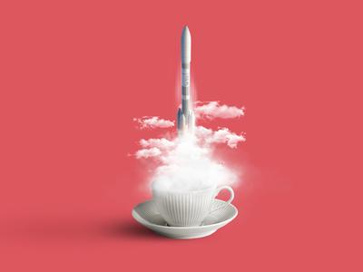 Cup of Rocket