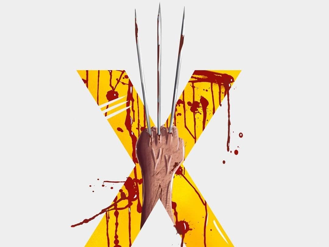 X typography 36dayoftype marvel illustration wolverine xmen