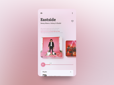 Simple Music | App UI/UX