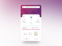 International Flight Booking | App UI/UX