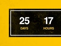 Breaking Bad Countdown