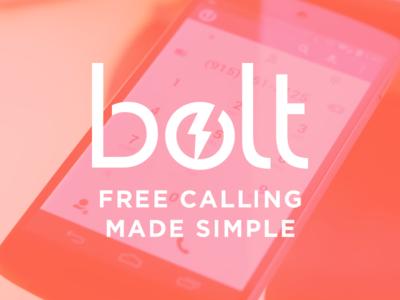 Revised Bolt branding