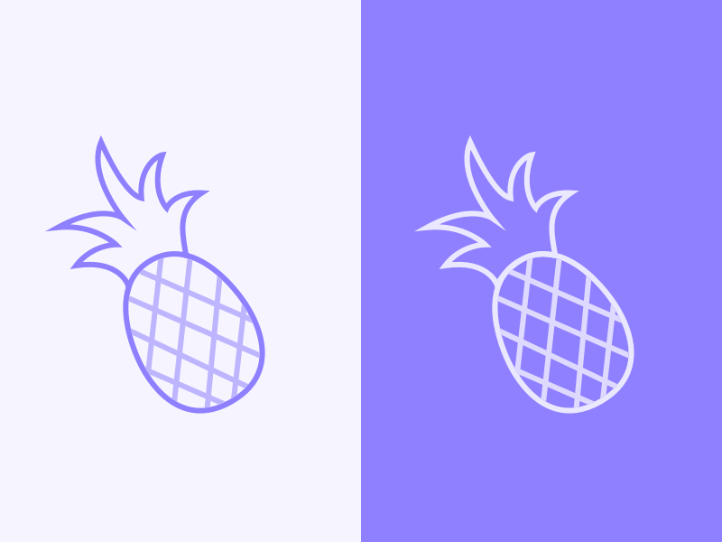 🍍 Fun with pineapples 🍍 pineapple illustration random icon