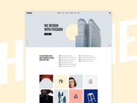 Humme - Design Studio Home