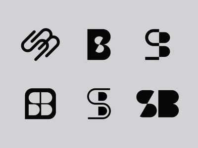 S+B - Monogram exploration