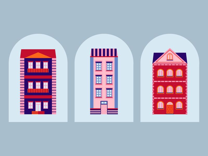 Building illustrations