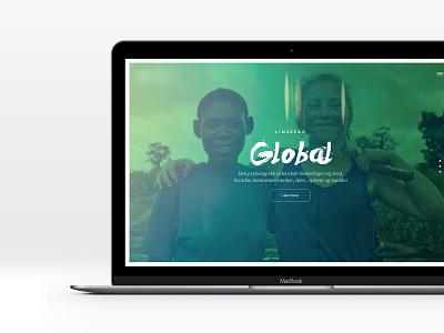 Website colours website fullscreen