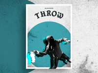 Throw Poster