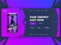 Energize Drink