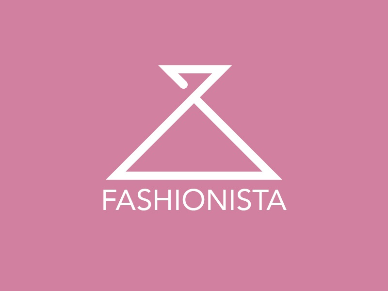 Fashionista Logo #ThirtyLogos thirtylogos fashionista logo app fashion