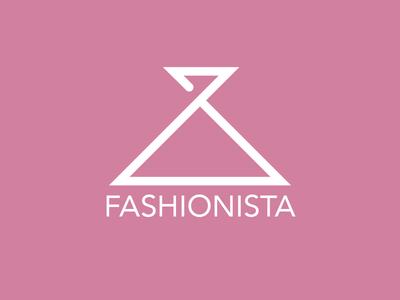 Fashionista Logo #ThirtyLogos