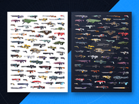 Exotic Weapons Poster