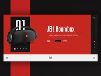 JBL Boombox buy page