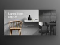 Aromax Scent Diffuser