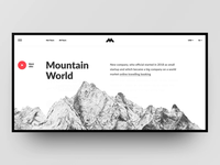 MountainWorld - online travelling booking
