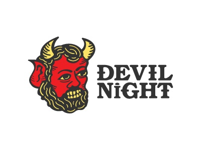 Devil Night team sport mystic hell devil cyber