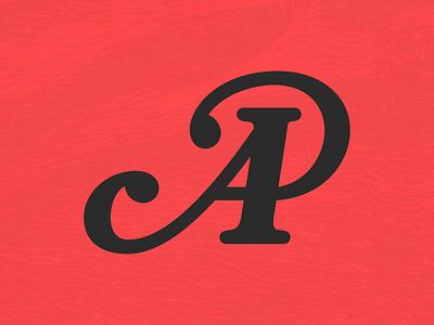 AP monogram wordmark letters lettering lettermark letter monogram letter mark monogram design monograms monogram logo monogram emblem symbol logotype minimalism logo