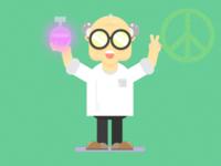Professor of peace