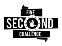 Five Second Challenge Logo