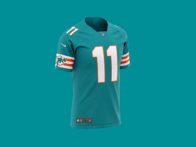 Miami Dolphins Concept Jersey 2020 dolphins miami dolphins miami fantasy football nflpa nfl100 nfl football espn nike
