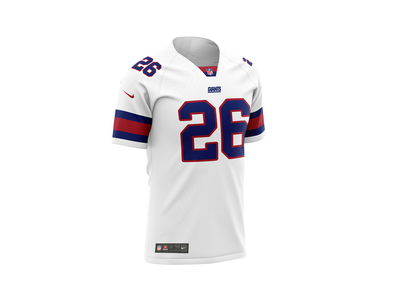 New York Giants Concept Jersey 2020 nfc new york giants giants new york fantasy football nflpa nfl100 nfl football espn nike