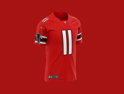 Atlanta Falcons Concept Jersey 2020 julio jones falcons atlanta falcons atlanta nfc fantasy football nflpa nfl100 nfl football espn nike