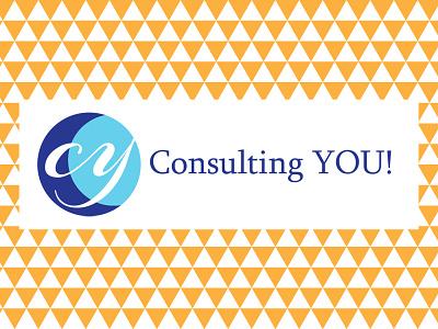 consulting you logo professional design vectorart illustrator illustration branding concept logo designer logo design branding logo design logo