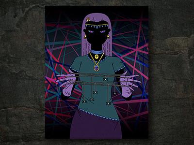 Woman in Black #3 - Oracle