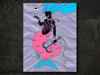 Women in Black #6 - Siren