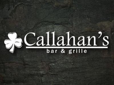 Logo - Callahan's Bar & Grille logo design illustrator illustration vector