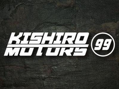 Logo - Kishiro Motors logo design illustrator illustration vector