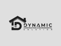 Dynamic Construction & Environmental Solution Logo