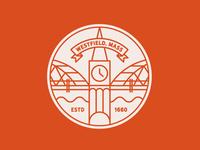 Sticker for Westfield, MA