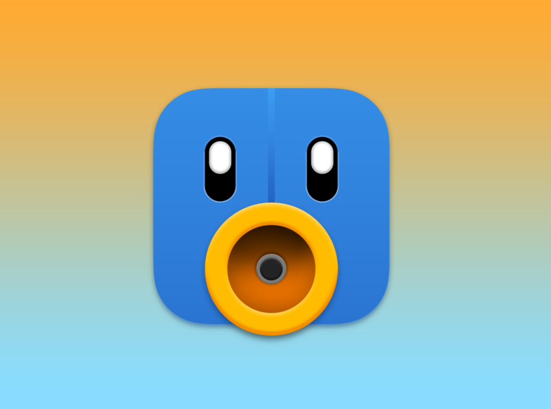 Tweetbot Big Sur Icon icon tapbots bigsur twitter tweetbot apple macos