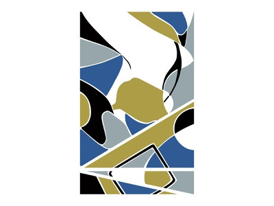 MY vector art abstract design abstract art geometric art colour posca illustration design color