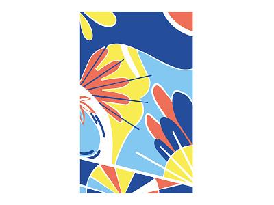 HSK vector art abstract design abstract art geometric art colour posca illustration design color