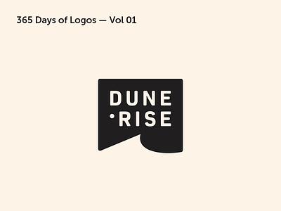 365 Days of Logos / Vol. 01 mark logotype illustrator vector minimal design icon logofolio branding logo design logo