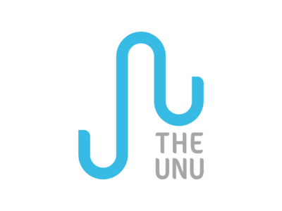 The UNU concept logo
