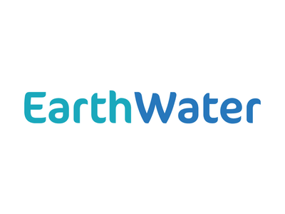 Concept logo for EarthWater
