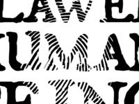 Flawed Human Being Logo Sneak Peek